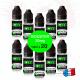 10 Boosters 20 mg nicotine 10 ml Vapfusion