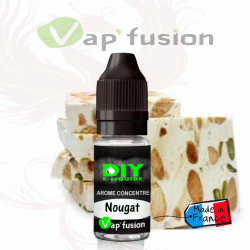 Nougat - arôme concentré - 10 ml - DIY - Vapfusion