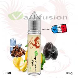 E liquide  Viper - 20ml + booster nicotine -  Vapfusion