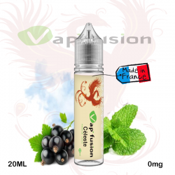 e-liquide celeste Vap'fusion 20 ml