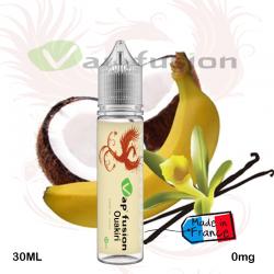 E liquide  Ouakiri 20ml + booster nicotine-  Vapfusion