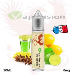 E liquide  Incesticide 20ml+ booster nicotine  -  Vapfusion
