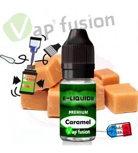 E liquide caramel 10ml Vapfusion