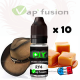 Lot de 10 Classics RY-4 - arôme concentré - 10 ml - DIY - Vapfusion