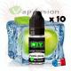 Pomme glacée -arôme concentré - 10ml - DIY - Vapfusion
