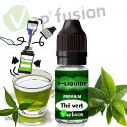 E liquide Thé vert 10ml Vapfusion