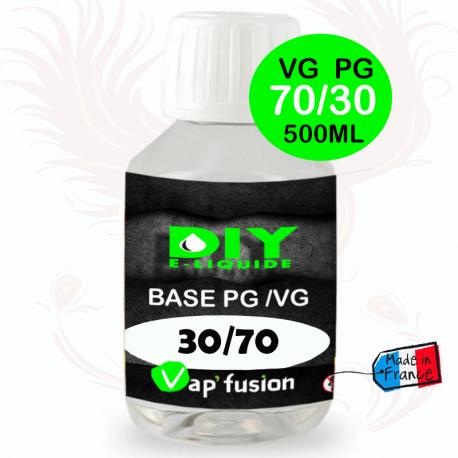 Base VG/PG 70-30 500ml by Vap'fusion