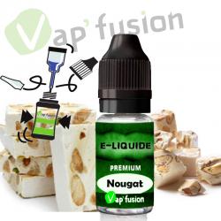 e liquide Nougat 10ml Vapfusion