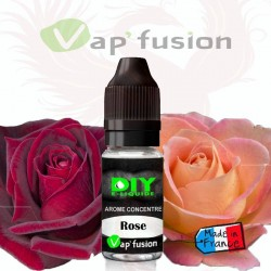 Rose- arôme concentré - 10ml - Diy - Vapfusion