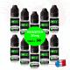 50 Boosters 20 mg nicotine 10 ml Vapfusion