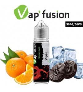 E liquide Vapfusion 50 ml - Viper - Prêt à booster