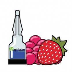 Arôme chewing-gum fraise Vap'fusion