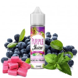 E-liquide Purple Juice  50 ml  50/50 PG/VG Vap'fusion