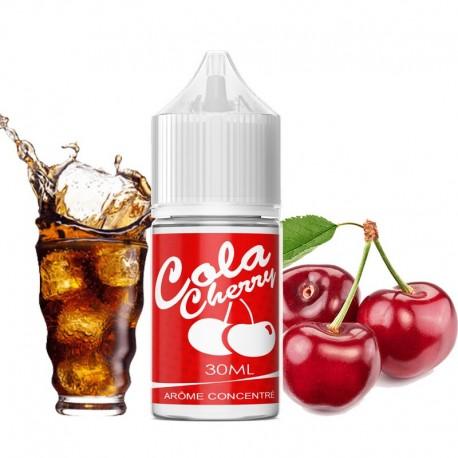 Arôme concentré - Cola Cherry - 30 ML - Diy - Vapfusion