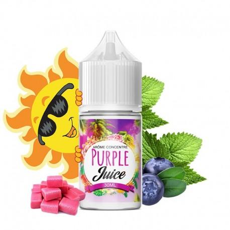 Arôme concentré - Purple Juice - 30 ML - Diy - Vapfusion