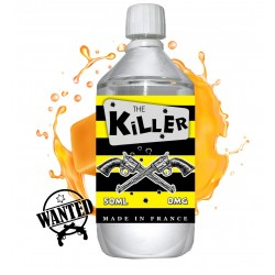 E liquide The Killer - 1 l - 50/50 PG/VG - 1 000 ML - original blond noisette caramel