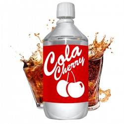 E liquide Cola Cherry - 1 l - 50/50 PG/VG - 1 000 ML - Cola Cerise