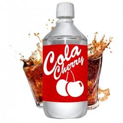 E liquide Cola Cherry - 1 l - 50/50 PG/VG - 1 000 ML - Cola Cerise