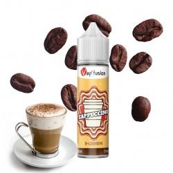 E-liquide Cappuccino 50 ml 50/50 PG/VG Vap'fusion