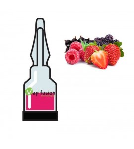 Arôme fruits rouges Vap'fusion