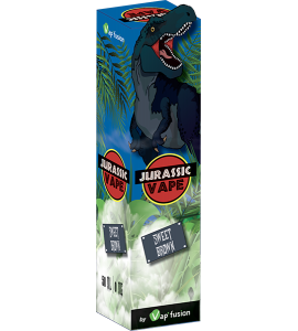 e-liquide Sweet brown jurassic vape 50 ml