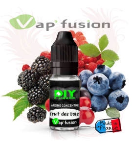 Fruits des bois - arôme concentré - 10ml - Diy - Vapfusion