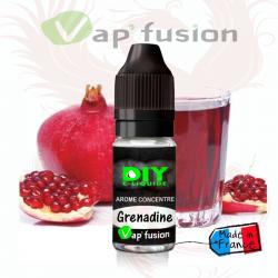 Grenadine - arôme concentré - 10ml - Diy - Vapfusion