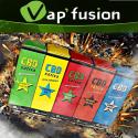 Bases aux CBD vap'fusion