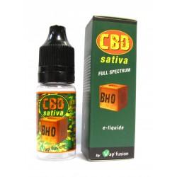 e-liquide cbd BHO